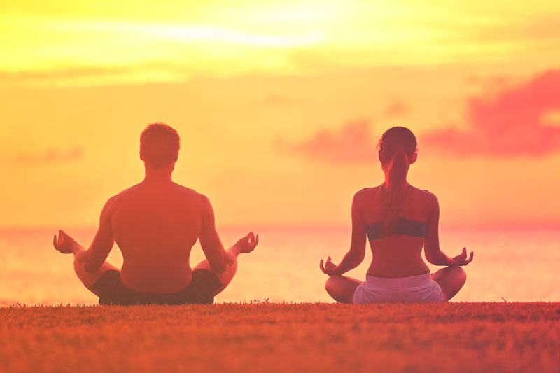 Pratiquer la méditation en couple : pourquoi c'est idéal ?