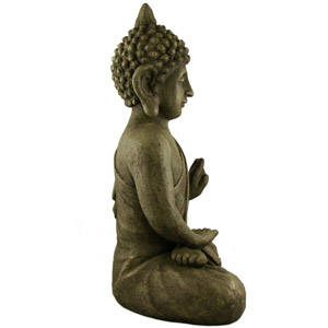 statuette bouddha assis