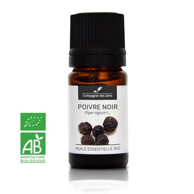 acheter huile essentielle de poivre noir