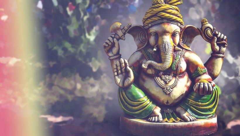 7 anecdotes sur le Dieu Ganesh que vous ne connaissez pas !