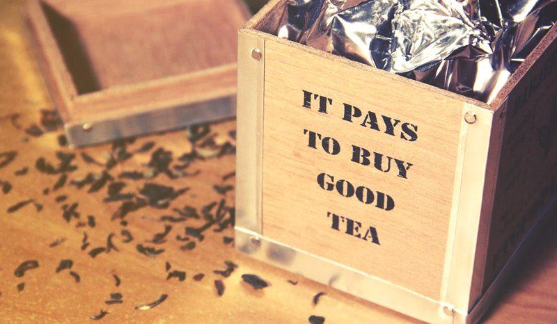 Machine à thé : une révolution justifiée ?