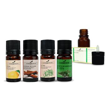 huile essentielle verrue