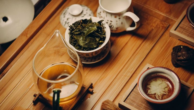 7 bienfaits du thé vert Sencha : let the suncha…let the sunchaning !