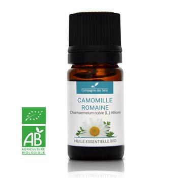 acheter huile essentielle de camomille bio