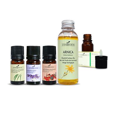 huile essentielle arthrite