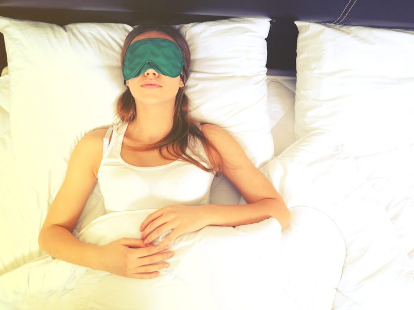 Masque de sommeil : pourquoi en acheter un et lequel vous faut il ?