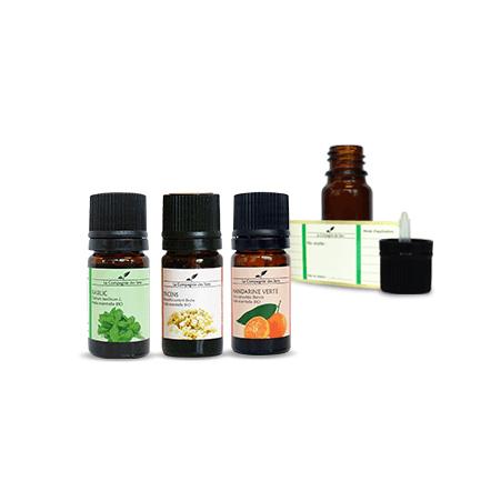 huile essentielle méditation