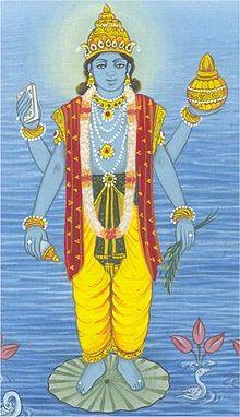 dieu de l'ayurveda