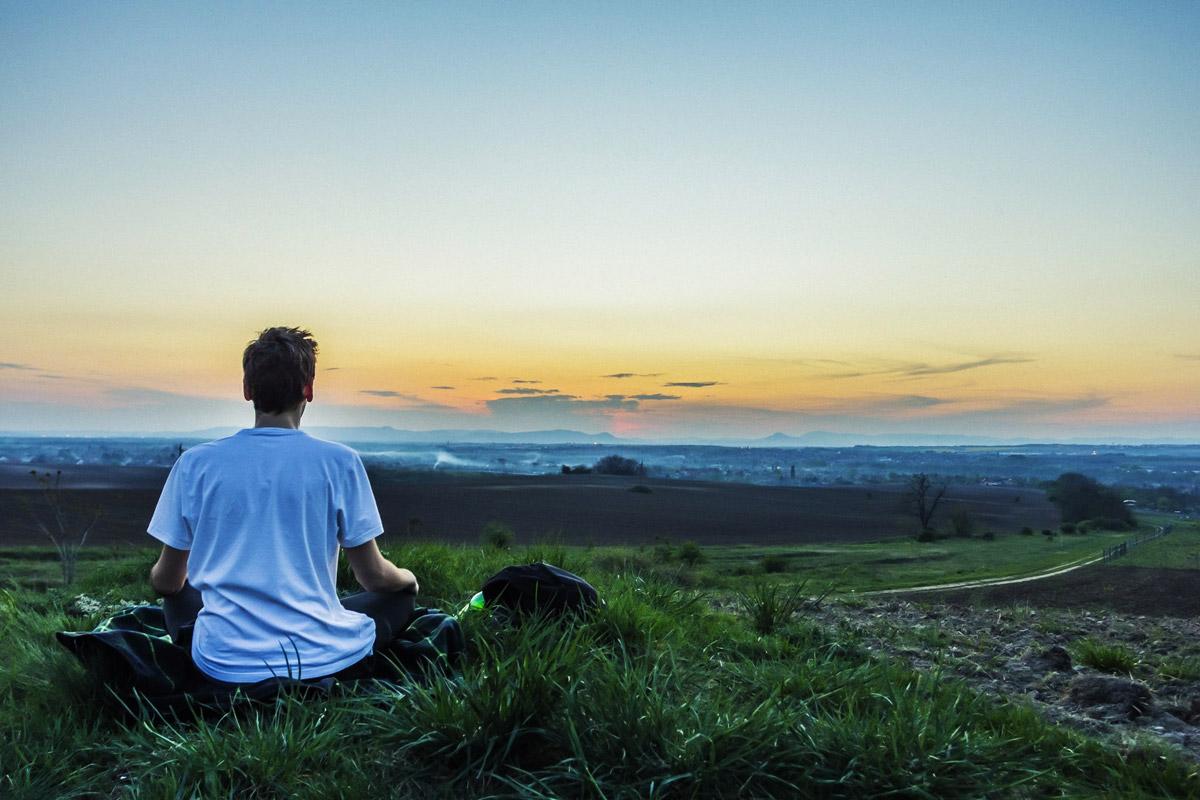 méditation rencontre avec son guide