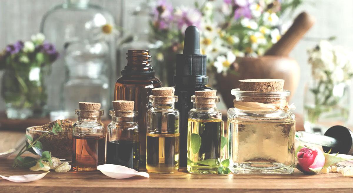 huiles essentielles