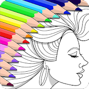 coloriage stress