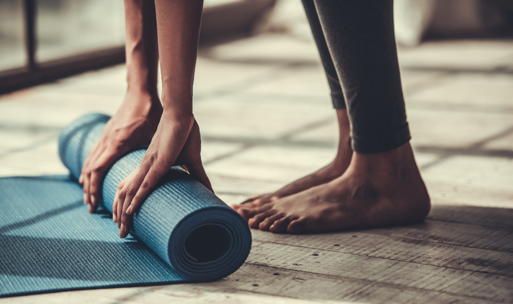 Meilleur tapis de yoga