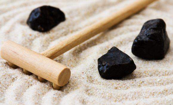 Jardin Zen Miniature, des bienfaits contre le stress ?