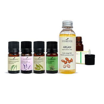 huile essentielle otite