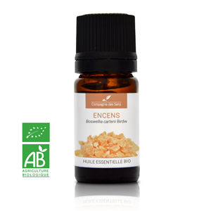 acheter huile essentielle d'encens bio