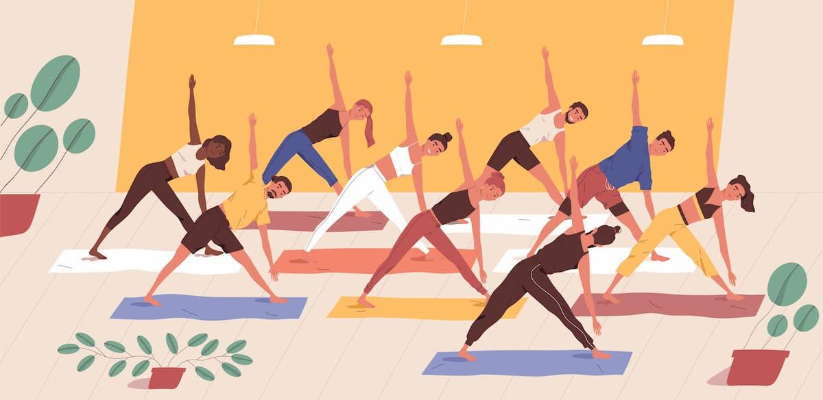 différents types de yoga