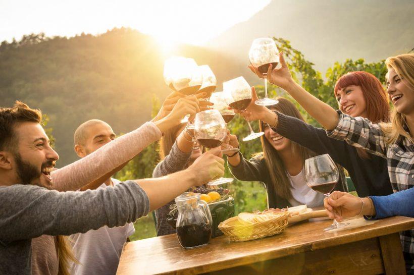 La place du vin dans l'ayurveda : aliment ou poison ?