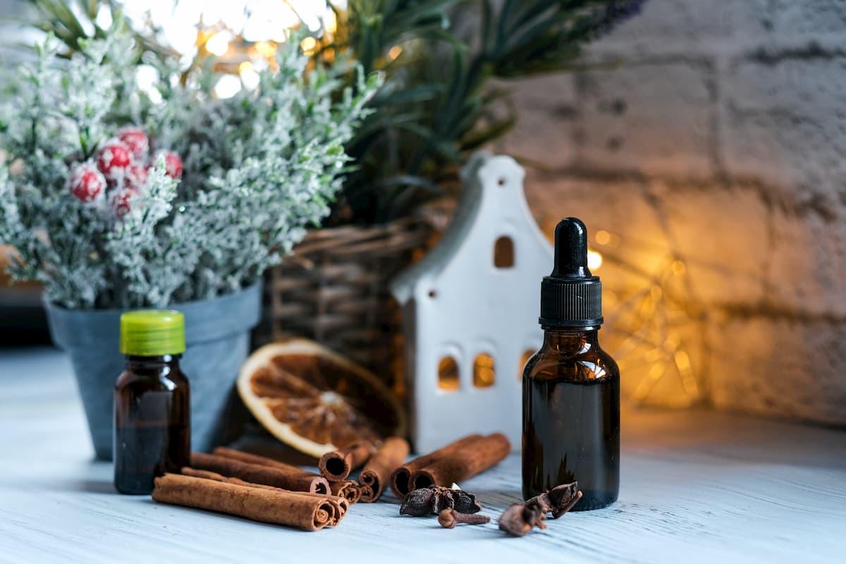 huiles essentielles pour l'hiver