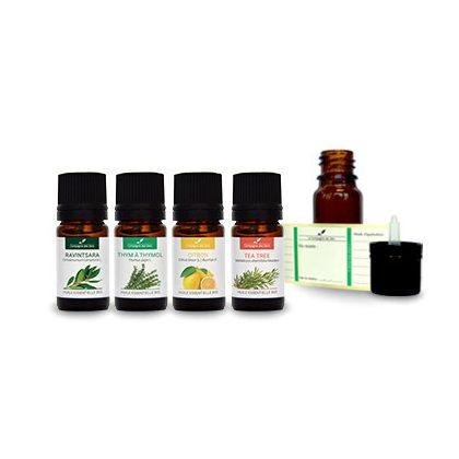 huile essentielle immunité