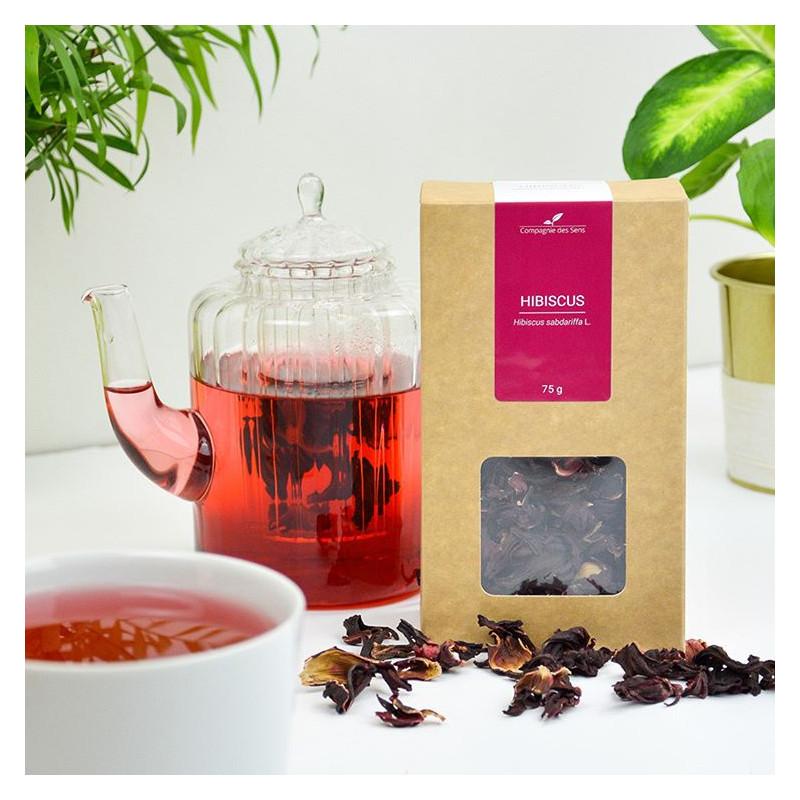thé hibiscus bio