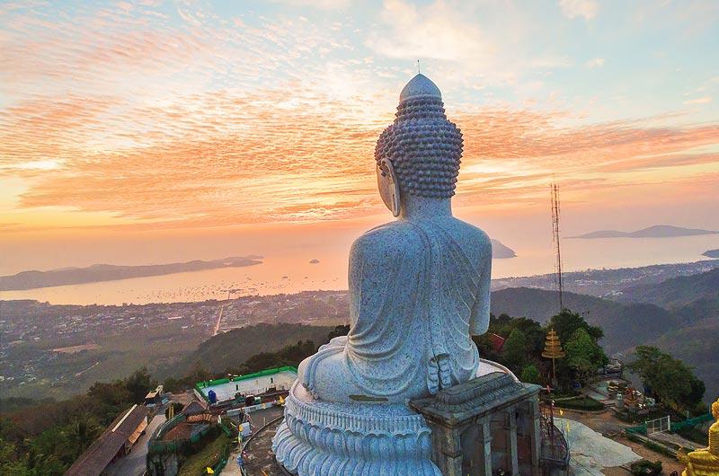 Le Big Buddha, un incontournable à Phuket