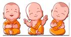 petits buddhas