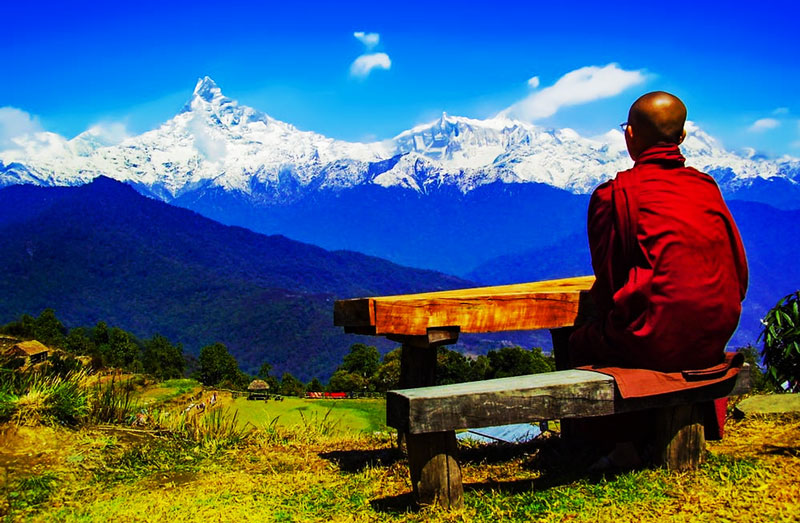 devenir bouddhiste