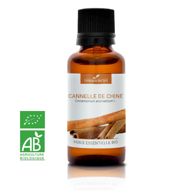 acheter huile essentielle de cannelle de chine bio