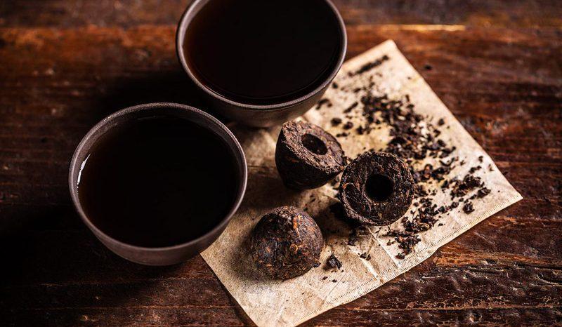 6 bienfaits étonnants du thé Pu-erh !