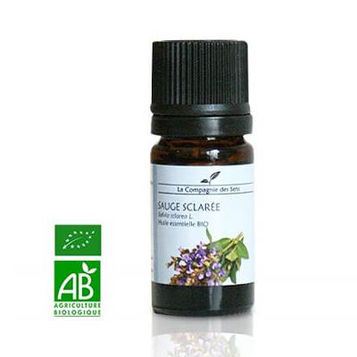 acheter huile essentielle de sauge sclarée bio