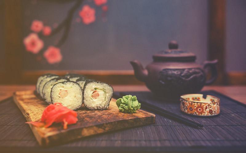 Théière japonaise, dans le respect de la tradition