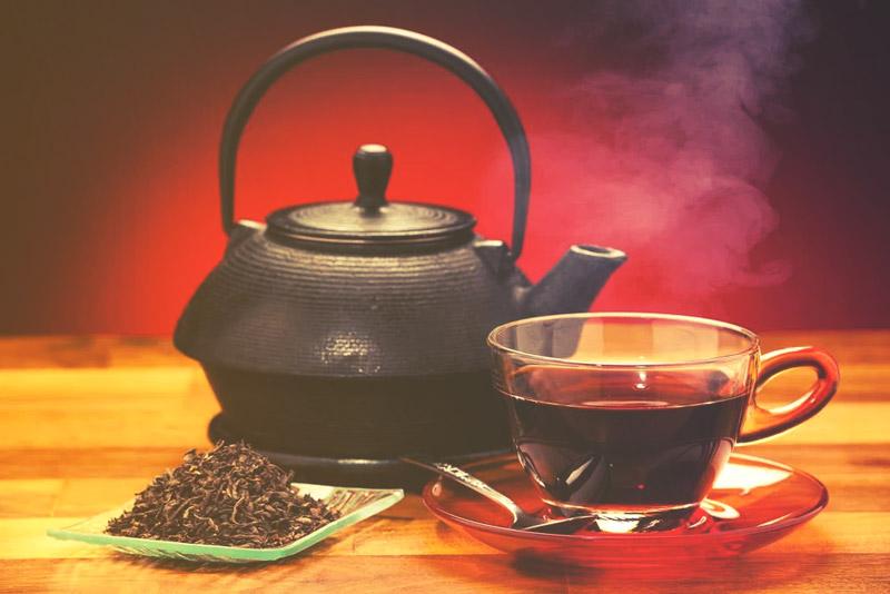 Vertus du thé noir, il y a bu l'espoir !