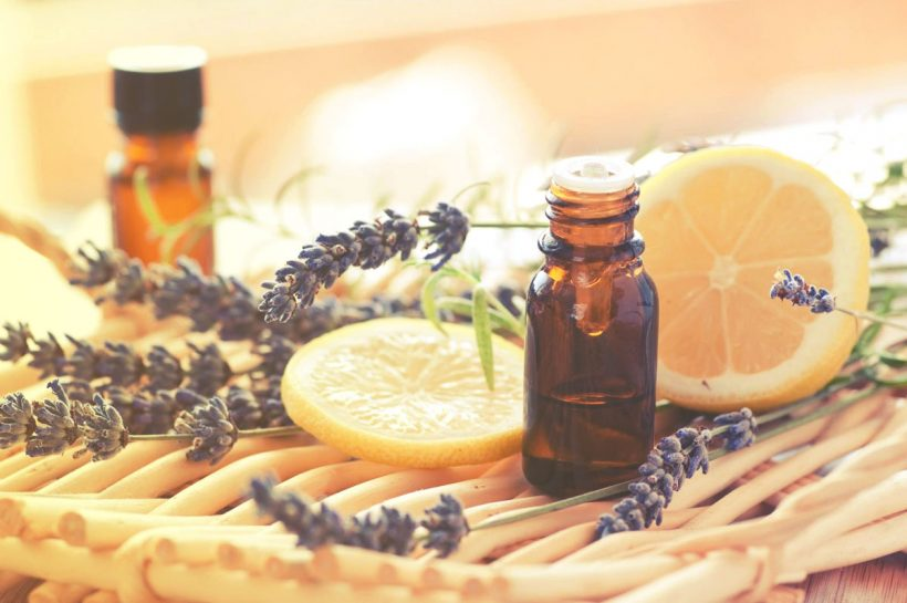 Quelle huile essentielle contre son bouton de fièvre ?