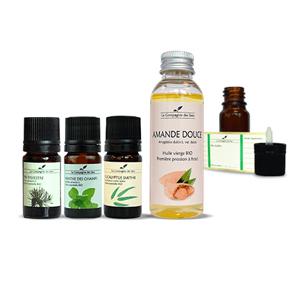 huile essentielle anti ronflements