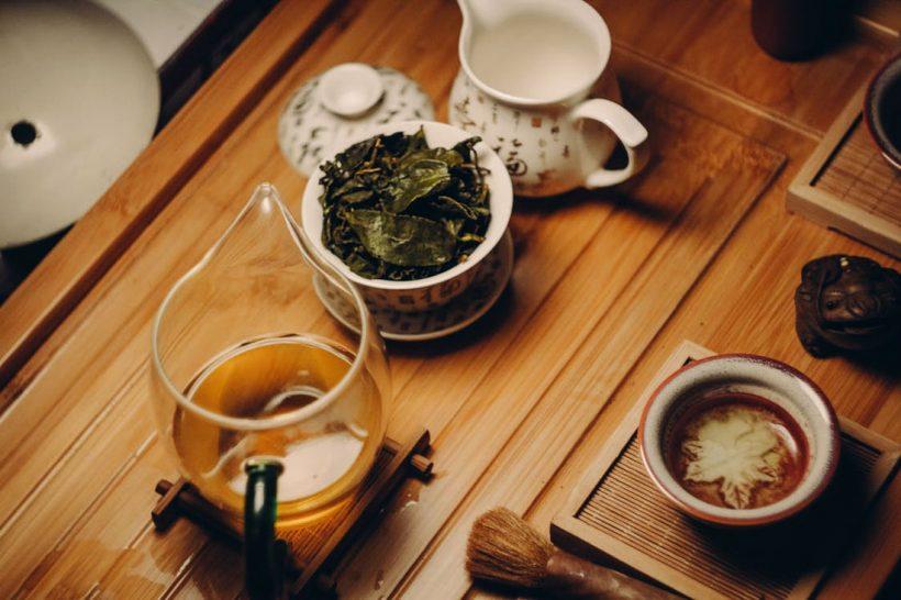 7 bienfaits du thé vert Sencha : let the suncha…let the sunchaning !