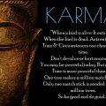 loi du karma