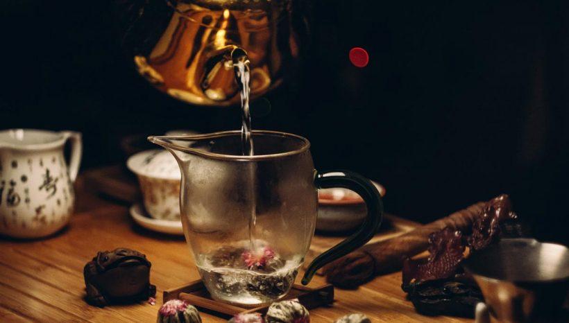 Tous les bienfaits du thé blanc !