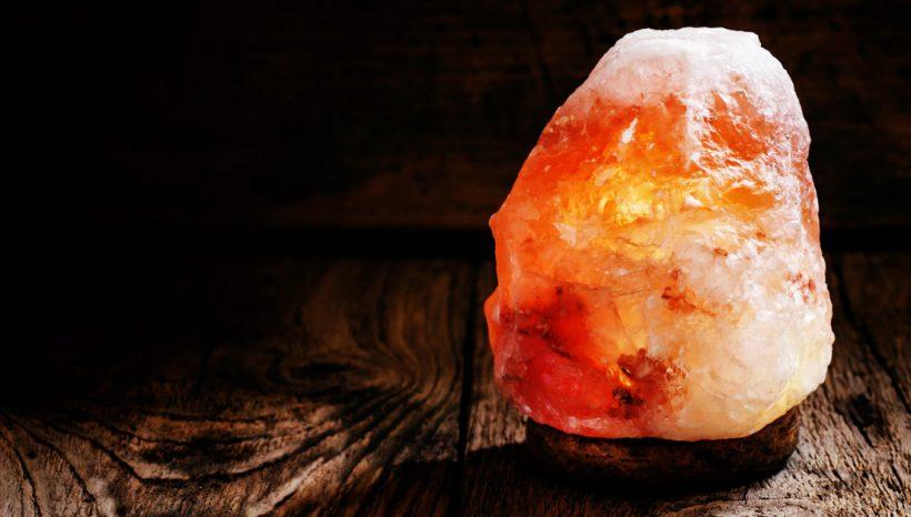 10 bonnes raison d'avoir une lampe de sel de l'himalaya à la maison