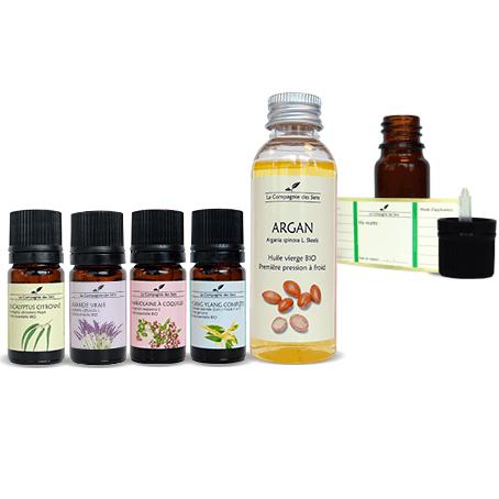 huile essentielle hypertension