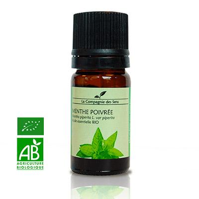 acheter huile essentielle de menthe poivrée