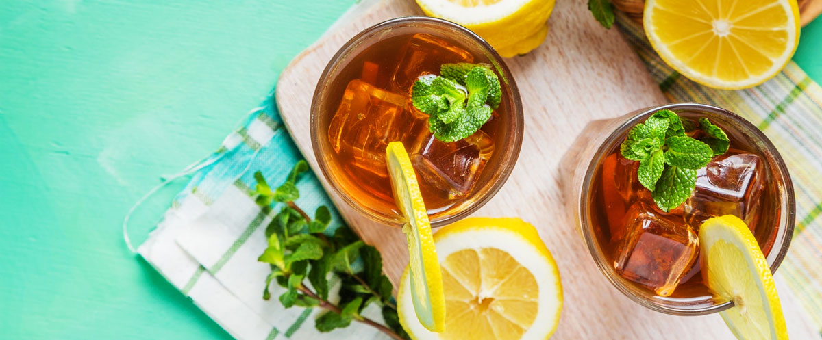 recette de thé glacé