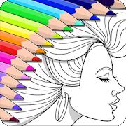 coloriage stress