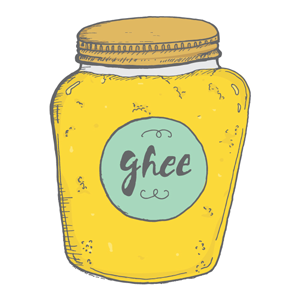 beurre de ghee