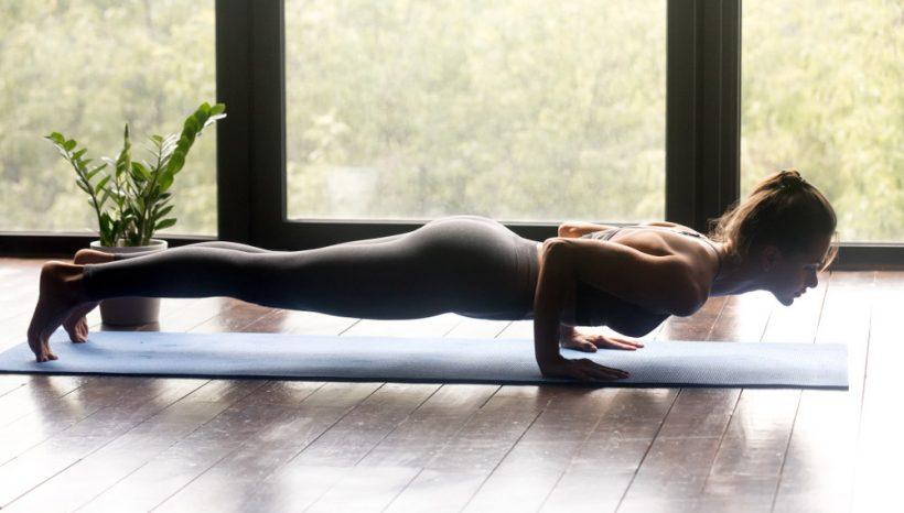 Chaturanga Dandasana : qu'est ce que cette posture de yoga et comment la dompter ?