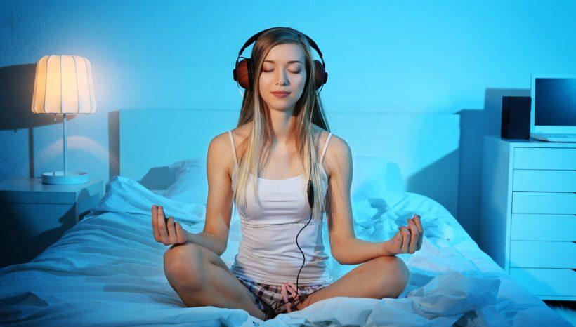 Mieux dormir grâce à la méditation de pleine conscience