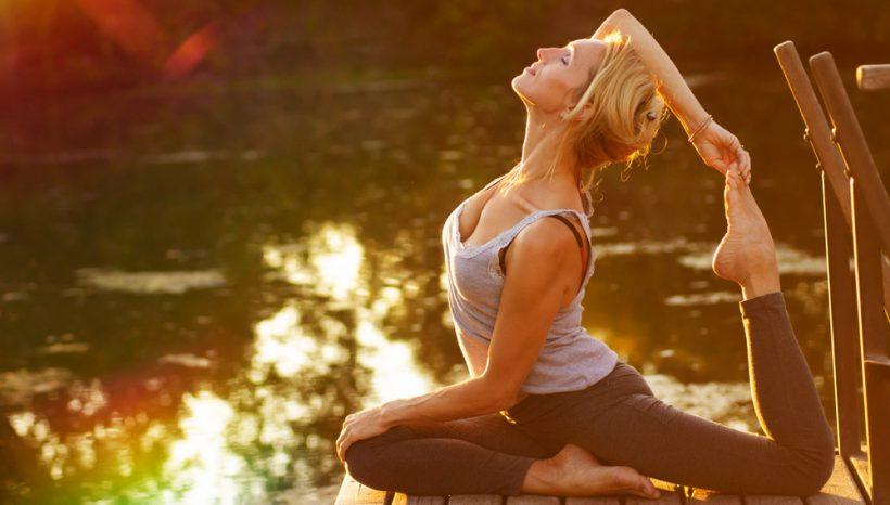 5 postures de Yoga pour perdre du ventre et tonifier sa sangle abdominale