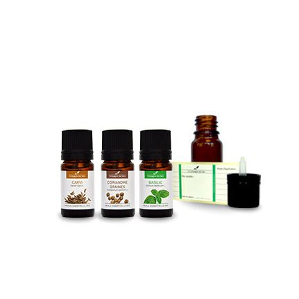 huiles essentielles aerophagie