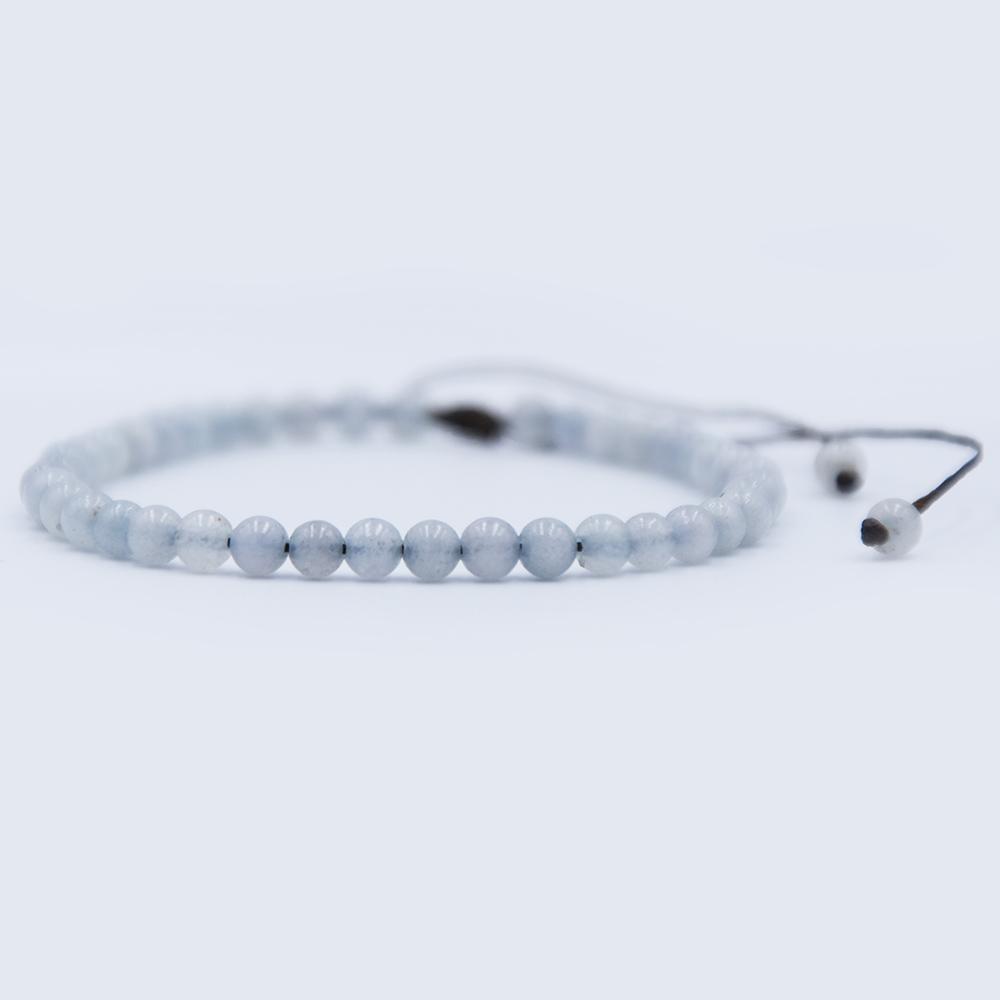 bracelet aigue marine