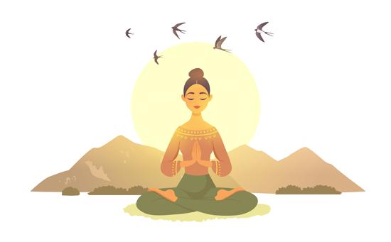 méditation ou yoga ?