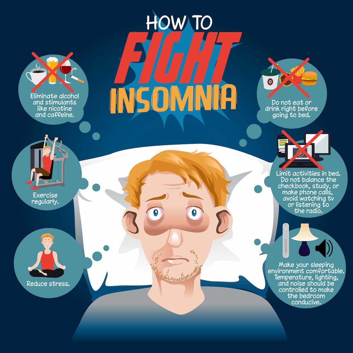 vaincre l'insomnie